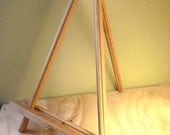 Guest Book Stand - Wood Easel for Guestbook display
