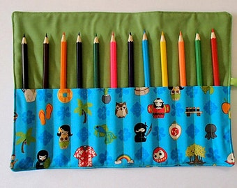 Japanese Pencil Roll