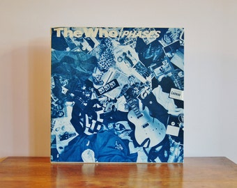 The Who Band Phases Vinyl Record Box Set, 1981 Limited Edition German Release, Polydor Records 11 LP Box Set Unplayed, Rock, Gift for Him