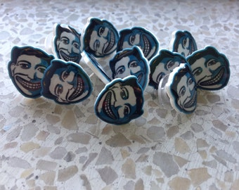 Coney Island Tillie Earrings