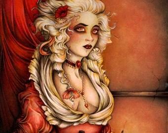 Giulia Tofana A4 Print