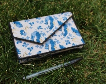 Recycled Tie Clutch - Free US Shipping