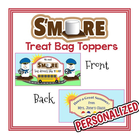 We need S'More Bus Drivers like you Summer Treat by ...