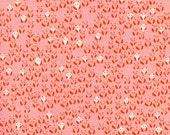 One Yard - 1 Yard of Panda Bebe Pink - PAPER BANDANA by Alexia Marcelle Abegg - Cotton & Steel