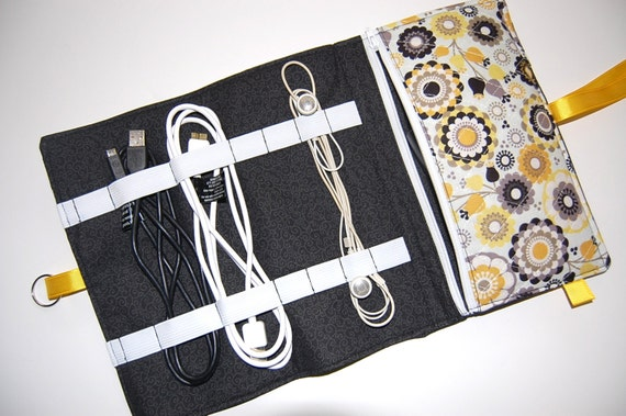 Power Cord Bag Cord Caddy Cord Organizer Charger Pouch