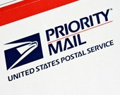 USPS Priority Mail Upgrade for Patsy