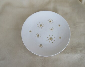 Vintage Star Glow by Royal China, Royal-Ironstone, Salad/Dessert Plate