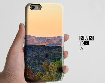 Mountain Sunset iPhone 6/6s Case,iPhone 6/6s Plus Case,iPhone SE/4/5/5c/5s Case,Samsung Galaxy S7/S6 Edge,Galaxy S7/S6/S5/S4/S3,Note 5/4/3/2