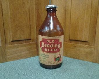 Vintage Beer Bottle - PA