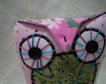 Eco 'hoot' little owl softie