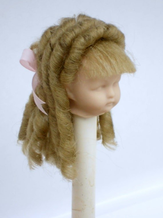 Mohair Wigs Doll 9