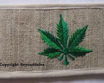 Hemp Wallet / Hemp Purse (Cannabis)