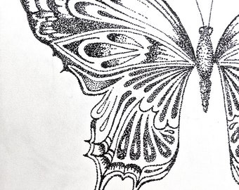Butterfly Wing ORIGINAL DESIGN