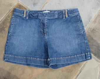 Vintage Denim Shorts - Size 10 denim shorts