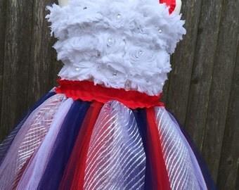 Patriotic Tutu Dress