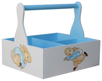 Peter Rabbit Nursery Organizer Caddy