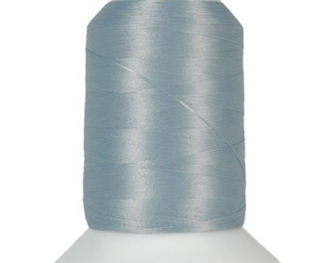 Thread Art - Wooly Nylon Thread - 1000m Spools - Lt Sky Blue - SKU:THWL9127