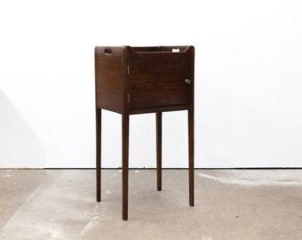 Mahogany Table Cupboard