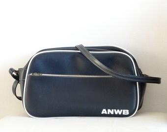 SALE Vintage Dutch ANWB Bag