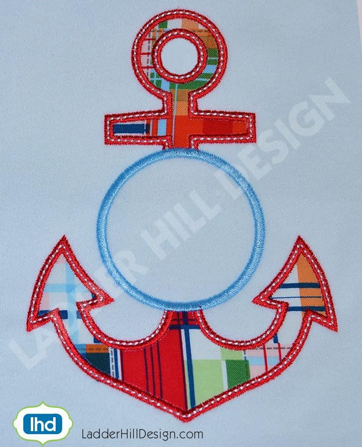 machine anchor