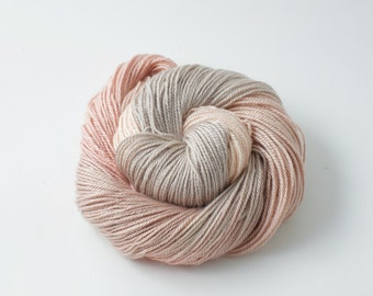 CASHMERESILK hand dyed in sweetness