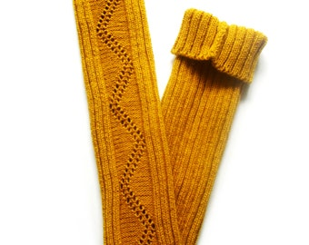Baby/Children's Leg Warmers/wool leg warmers/boot socks/lace/rib knit/knitted leg wear