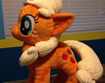 "My Little Pony ""Applejack"" Custom Plush"