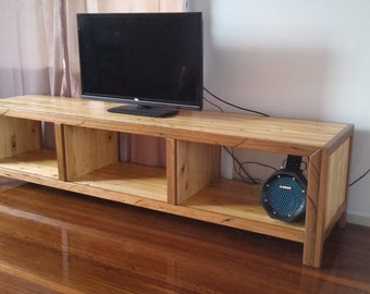 Lowline Rustic entertainment unit