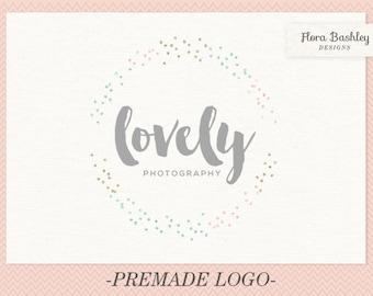 Custom Logo Design and Watermark - Premade  FB153