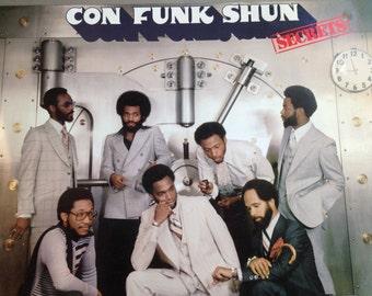 Con Funk Shun - Secrets - vinyl record