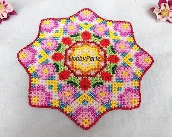 Multiflower Doily Pattern