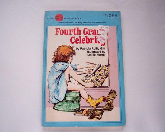 Novel Units : Fourth-Grade Celebrity, Fourth Grade ...