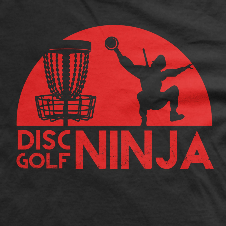 ninja disc golf