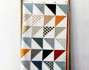 In This Corner Quilt Pattern by Denyse Schmidt Quilts