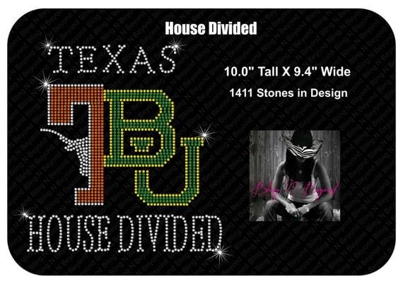 Bnb House Divided Design File From Blingnbeyondtx On Etsy