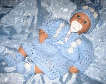Bluebelle Hand Knit Pattern