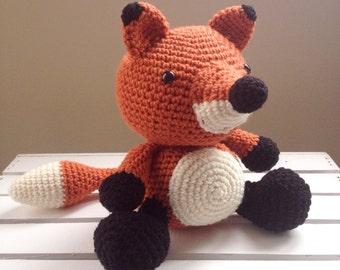 CROCHET PATTERN: Hockey Player Amigurumi crochet pattern