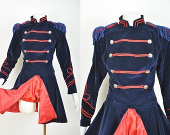 50s Majorette Uniform/ Marching Band Uniform