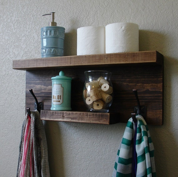 New With These Cute And Clever Toilet Paper Storage Ideas  In The Bathroom Be? It Turns Out, Quite Fun With Dreamy Floating Shelves And Charming Teepee Baskets, Bathroom Decorating Is No Longer As Dull As It Sounds We Looked To Etsy In