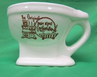 Original Bobby McGee's Conglomeration Toilet Bowl Drink Container