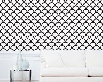 Self Adhesive Wallpaper, Moroccan Design 01 - FREE SHIPPING!
