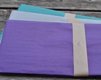 60 Premium Tissue Paper Sheets, Pick Your Colors, DIY Pom Pom Supplies, Bulk Tissue Paper, Craft Supply, DIY Wedding Decorations