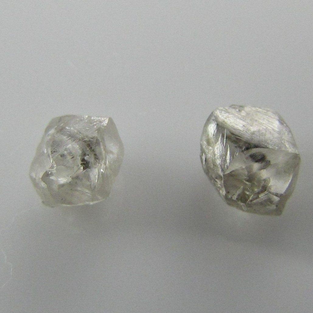 how to clean a rough diamond ring
