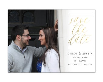 Our Glorious Love Save the Date - 25 Count