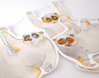 Slow loris garland