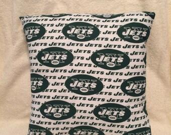 New York Jets Pillow