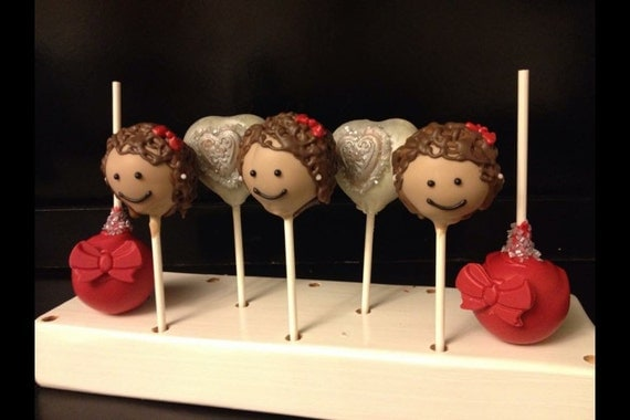 New Annie Inspired Cake Pops