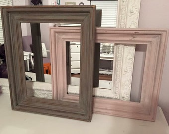 Empty Photo Frames, picture frames, open frames, wedding decorations, rustic decor, photo props frames, wedding photo props, gallery wall