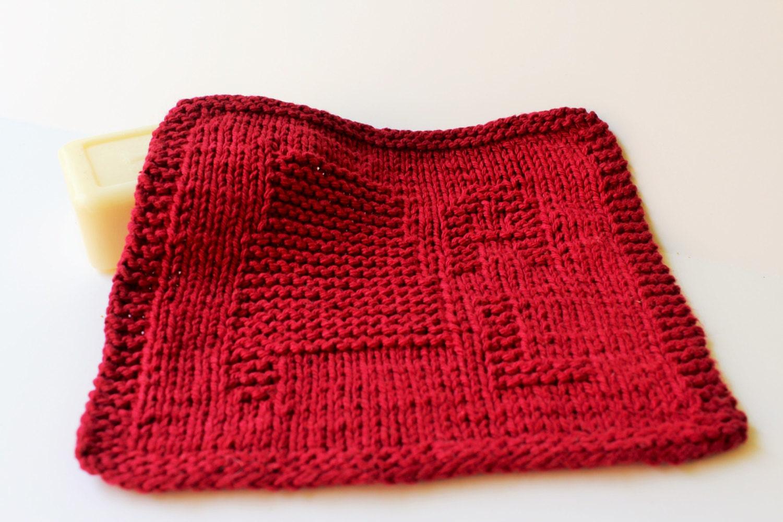 Knitted Dishcloth Patterns States : State Dishcloth Alabama Cotton Dishcloth Wine Dish Rag by AMailys
