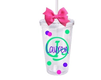 Personalized Tumbler Made to Order for any Occasion
